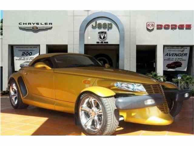 2002 Chrysler Prowler   1044326