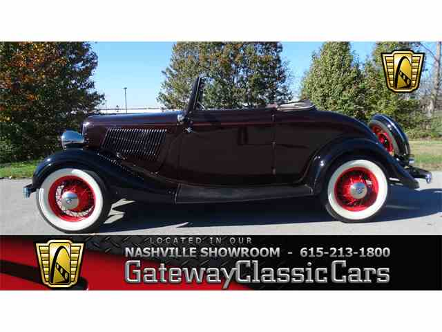 1933 Ford Cabriolet | 1040434