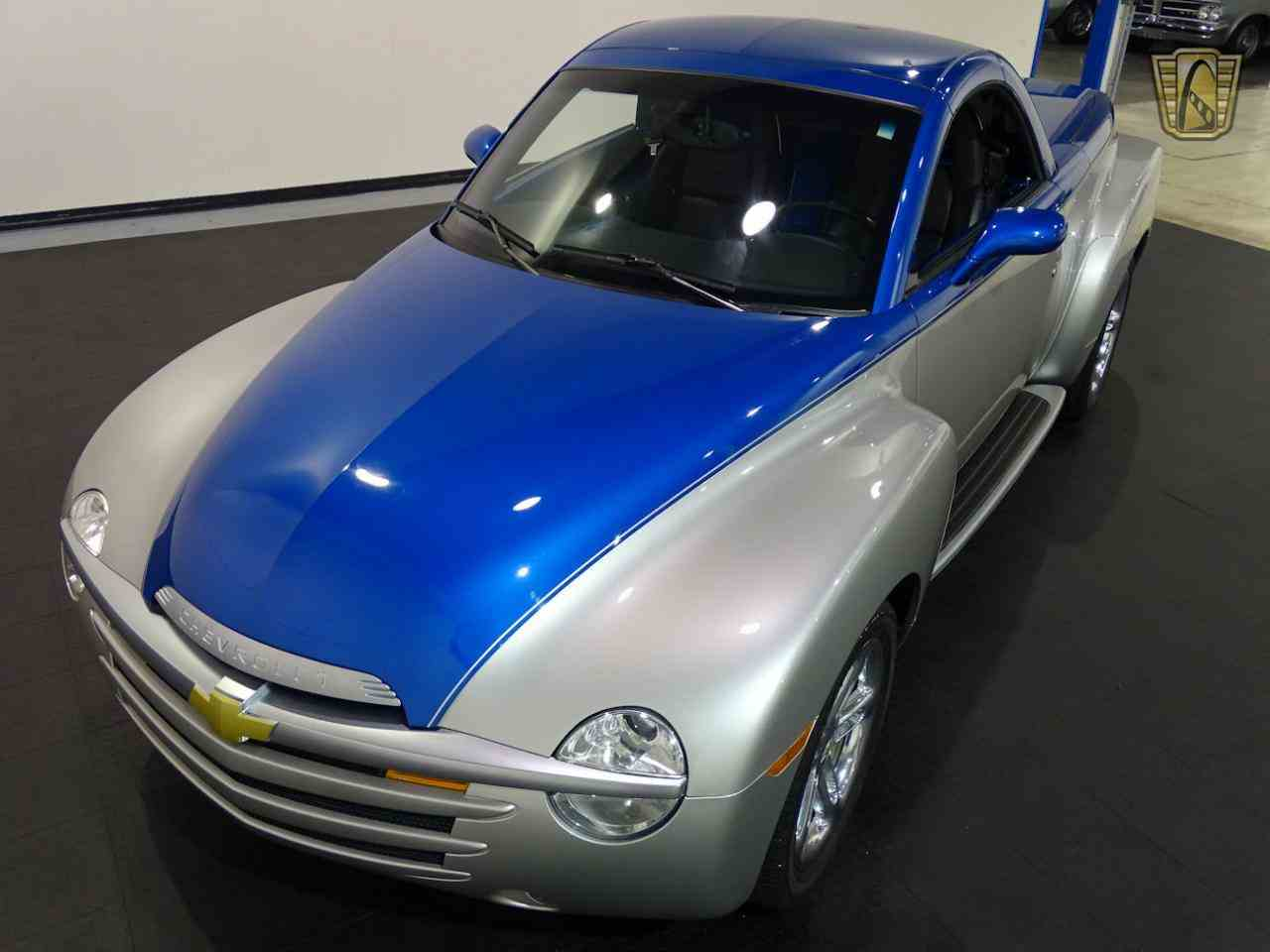 All Chevy 2006 chevrolet ssr for sale : 2006 Chevrolet SSR for Sale | ClassicCars.com | CC-1044349