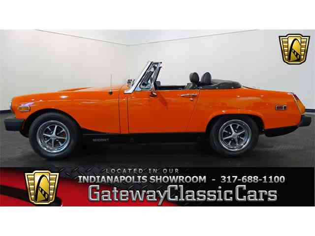 Picture of '79 Midget Offered by Gateway Classic Cars - Indianapolis - MDTT