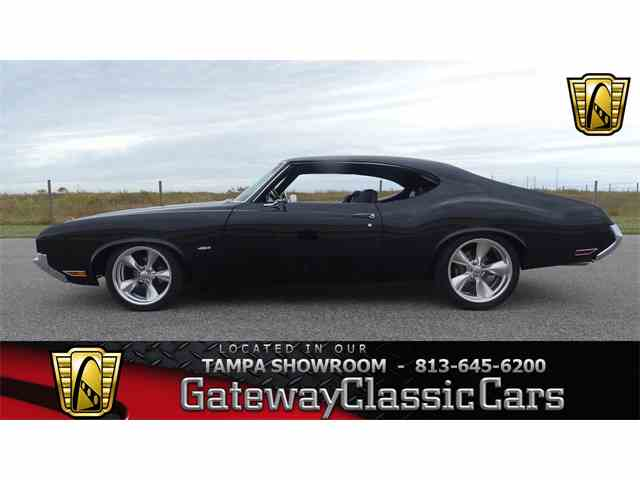 Picture of Classic '72 Oldsmobile Cutlass - MDTZ