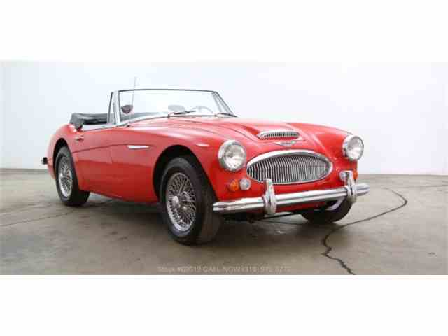 Picture of Classic '67 Austin-Healey 3000 located in Beverly Hills California - $36,500.00 - MDUA
