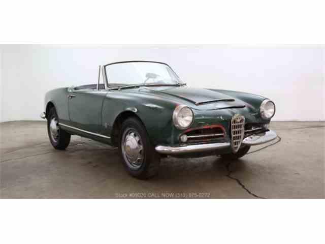 1963 Alfa Romeo Giulietta Spider | 1044371