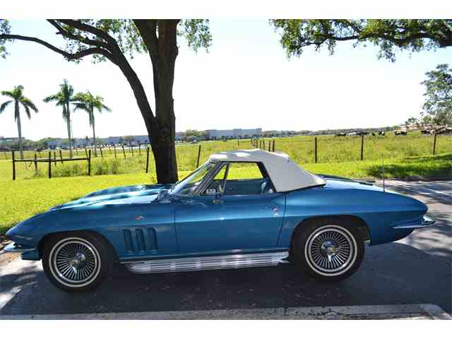 Picture of '66 Chevrolet Corvette located in Miami Lakes Florida - $75,200.00 Offered by a Private Seller - MAI4