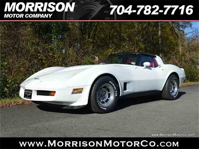 Picture of '81 Corvette - MDVA