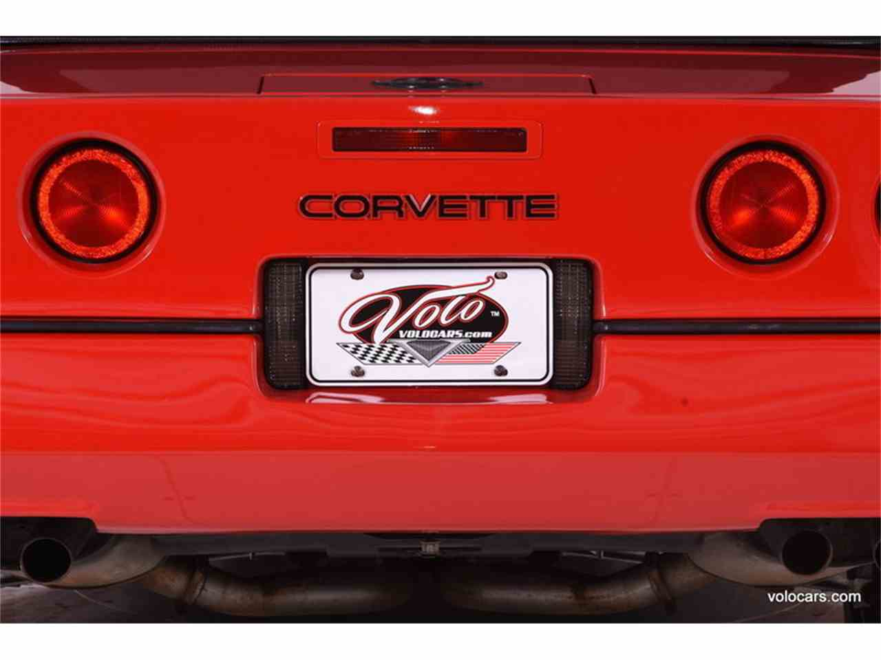 Large Picture of '89 Corvette - MDVF