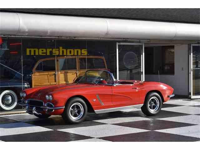 1962 Chevrolet Corvette | 1044420