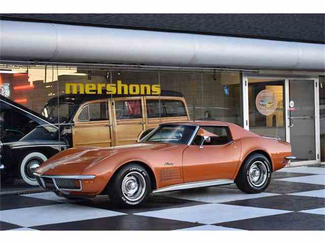 Picture of '72 Corvette - MDVQ