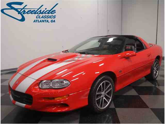 2002 Chevrolet Camaro SS 35TH Anniversary SLP Edition | 1044436