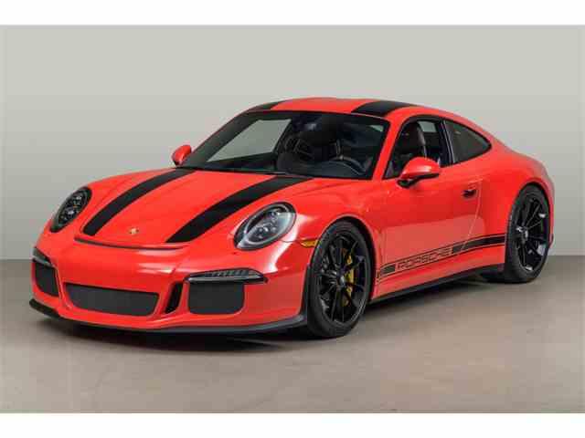 2016 Porsche 911 R | 1044497