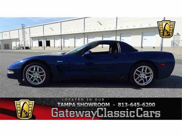 2004 Chevrolet Corvette | 1040451