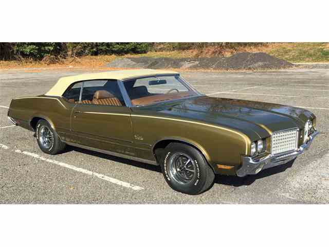 Picture of '72 Cutlass - MDY9