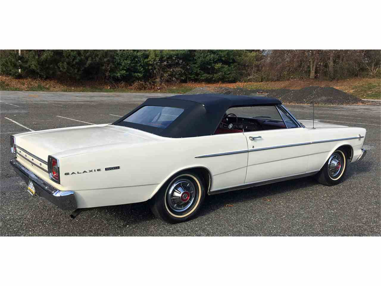 Large Picture of Classic '66 Ford Galaxie 500 - $21,500.00 - MDYB