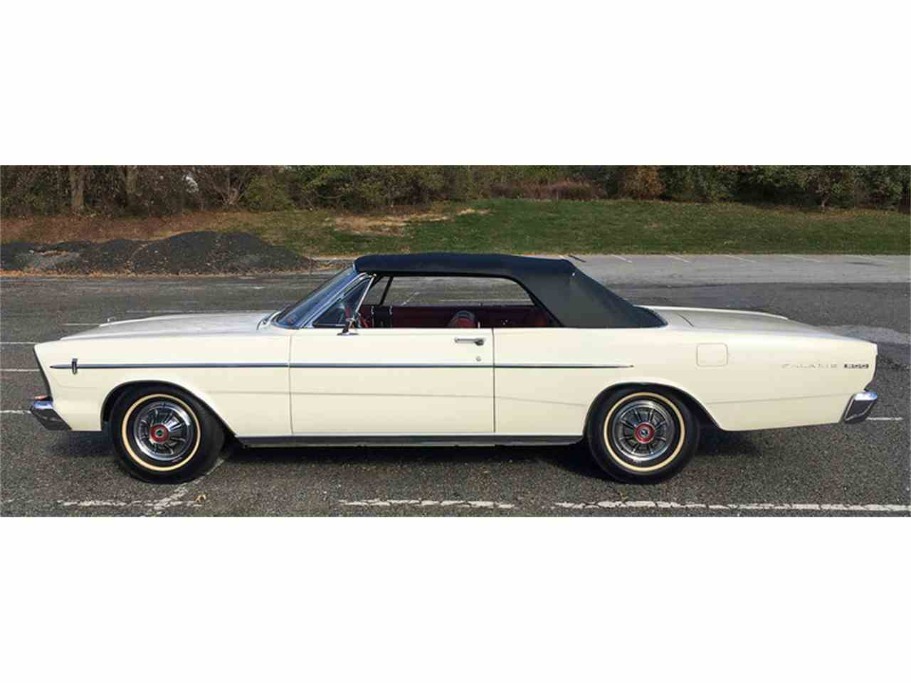 Large Picture of Classic 1966 Ford Galaxie 500 located in Pennsylvania - $21,500.00 Offered by Connors Motorcar Company - MDYB