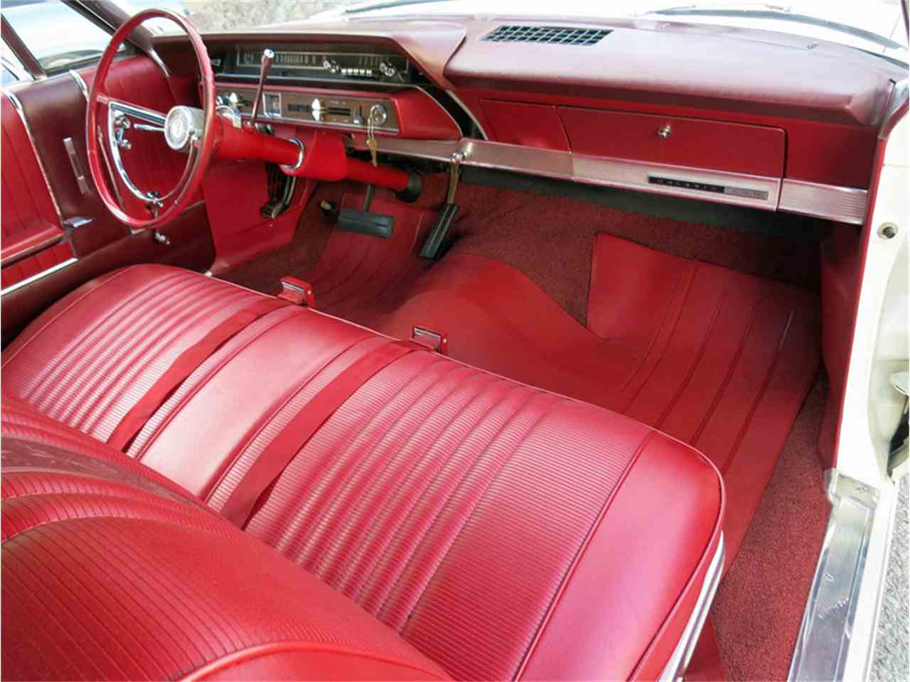 Large Picture of '66 Ford Galaxie 500 located in West Chester Pennsylvania Offered by Connors Motorcar Company - MDYB