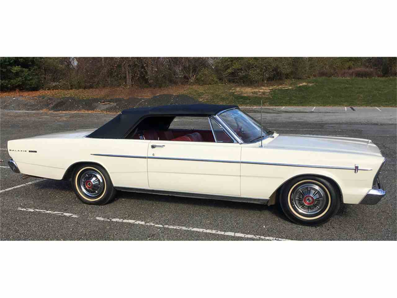 Large Picture of 1966 Galaxie 500 located in Pennsylvania Offered by Connors Motorcar Company - MDYB
