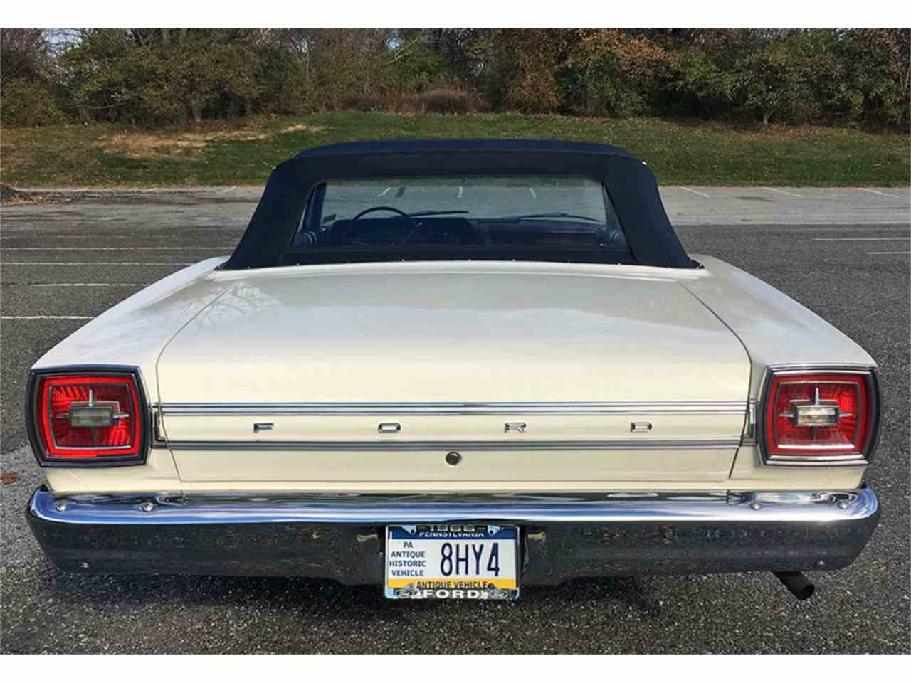 Large Picture of Classic 1966 Ford Galaxie 500 located in West Chester Pennsylvania - $21,500.00 Offered by Connors Motorcar Company - MDYB