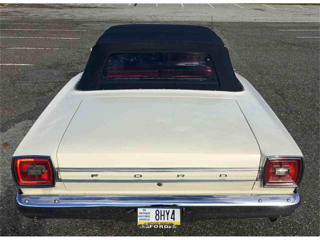 Large Picture of Classic 1966 Galaxie 500 - $21,500.00 Offered by Connors Motorcar Company - MDYB