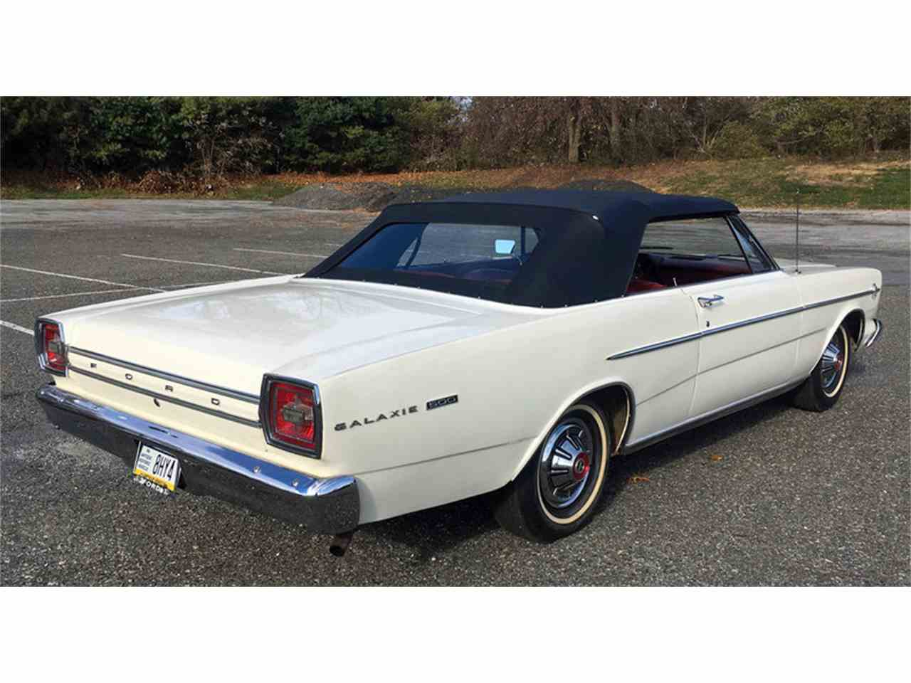 Large Picture of '66 Galaxie 500 located in Pennsylvania Offered by Connors Motorcar Company - MDYB