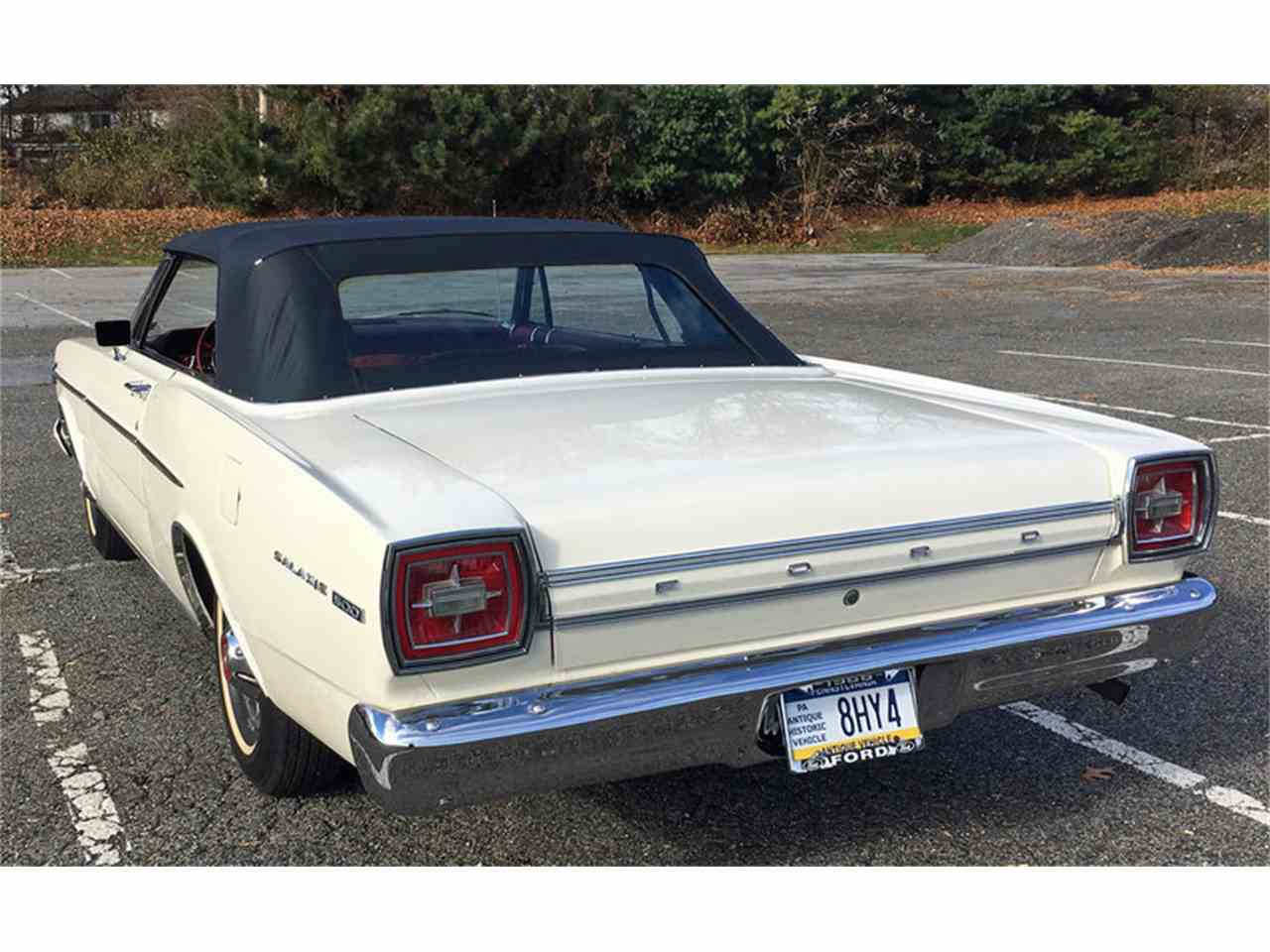 Large Picture of Classic 1966 Ford Galaxie 500 Offered by Connors Motorcar Company - MDYB