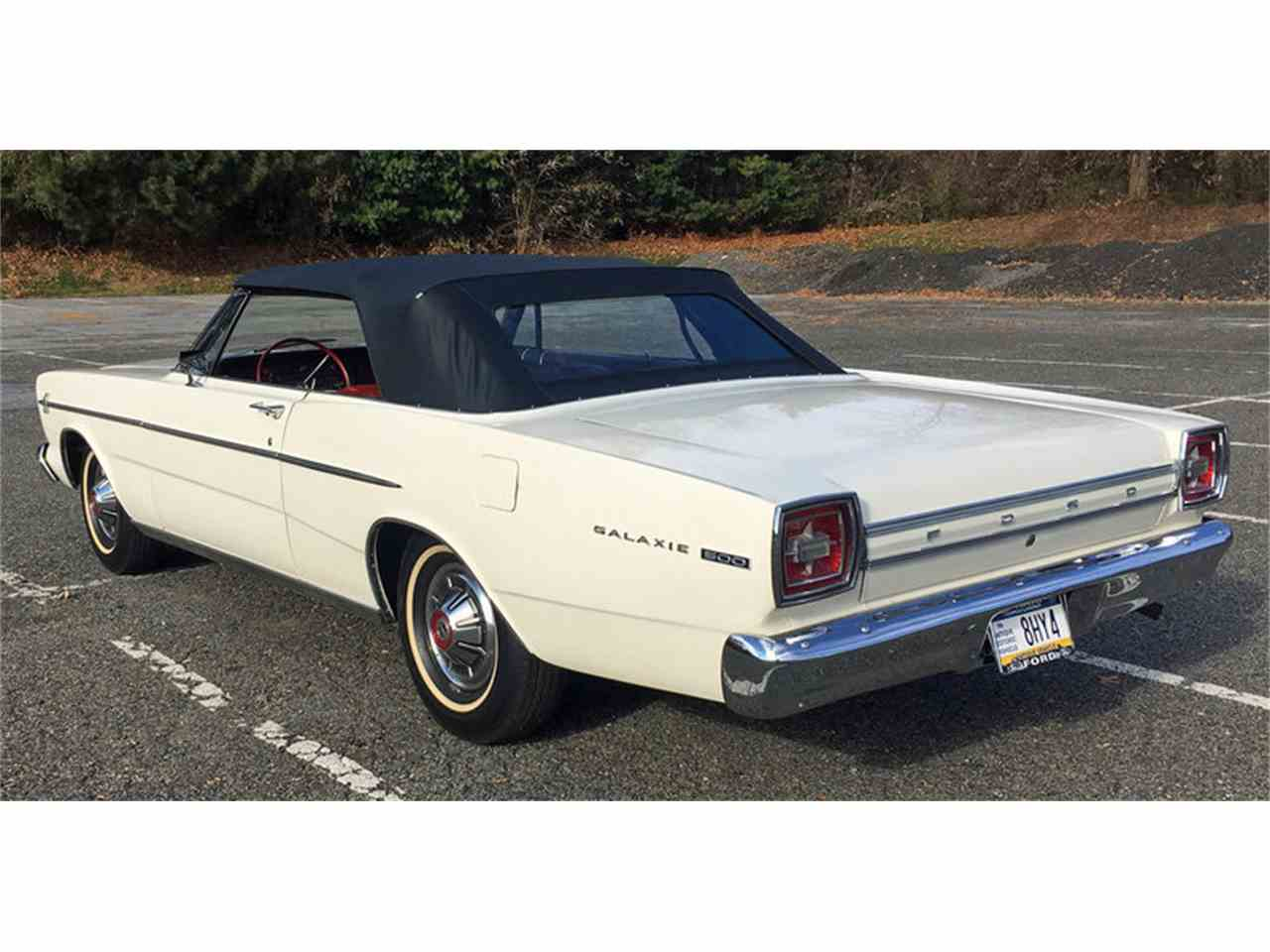 Large Picture of 1966 Galaxie 500 located in West Chester Pennsylvania Offered by Connors Motorcar Company - MDYB