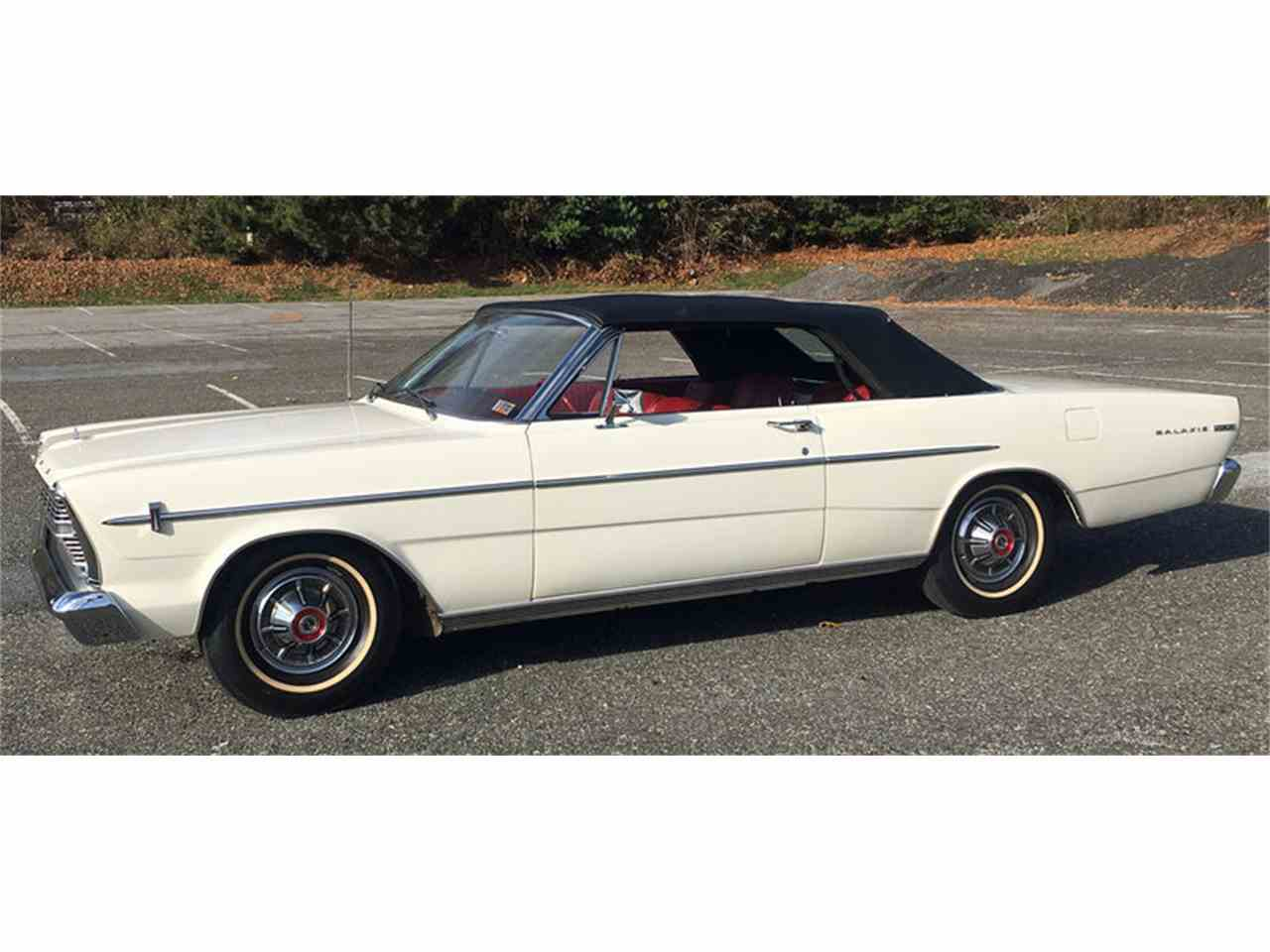 Large Picture of 1966 Ford Galaxie 500 located in Pennsylvania Offered by Connors Motorcar Company - MDYB