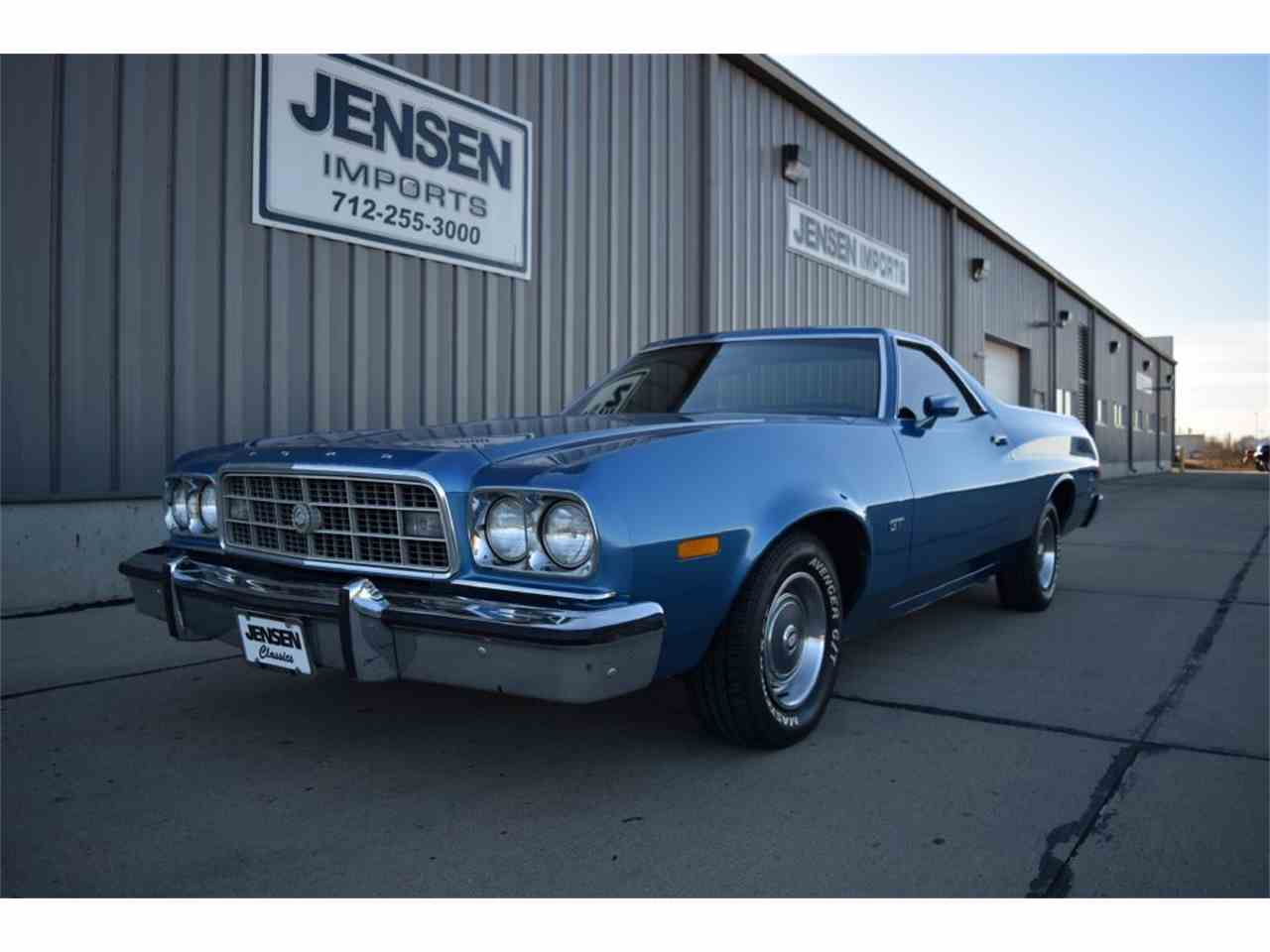 1973 Ford Ranchero for Sale - CC-1044518
