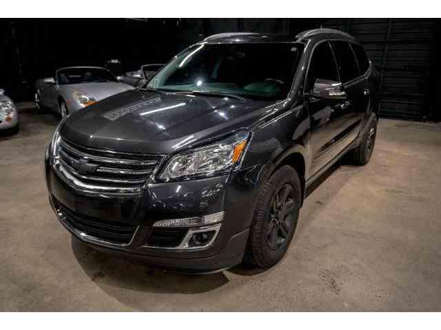 2015 Chevrolet Traverse | 1040452