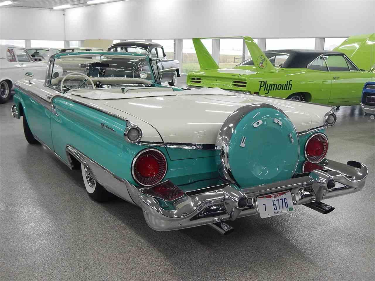 1959 ford fairlane 500 for sale cc 1044549. Black Bedroom Furniture Sets. Home Design Ideas