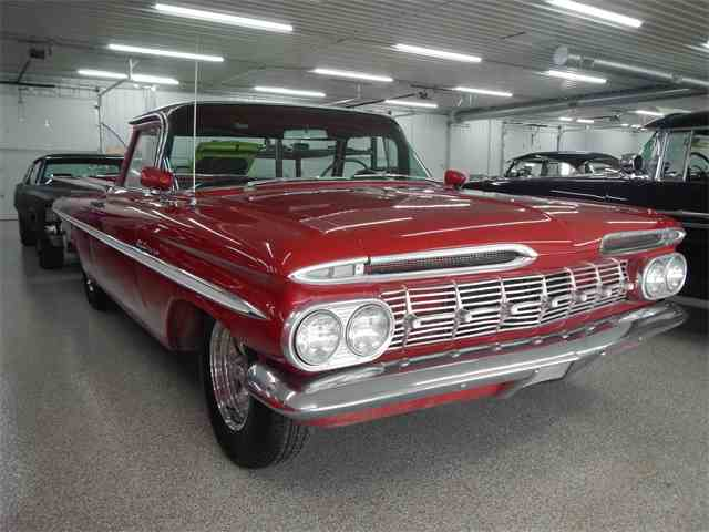 Picture of Classic 1959 El Camino located in OHIO - $28,900.00 Offered by Custom Rods & Muscle Cars - MDZC