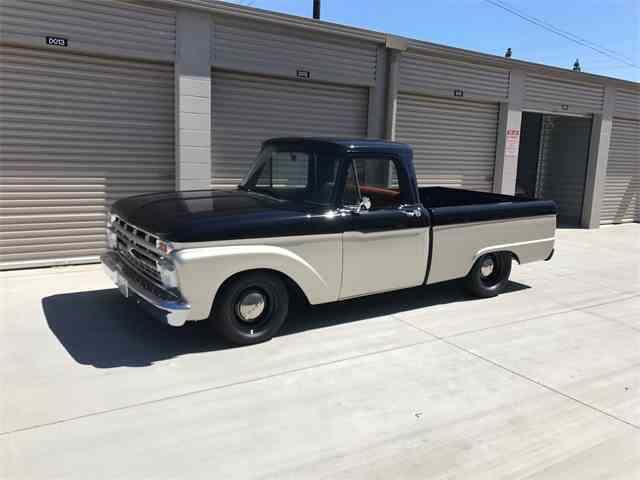 1966 Ford F100 | 1044557