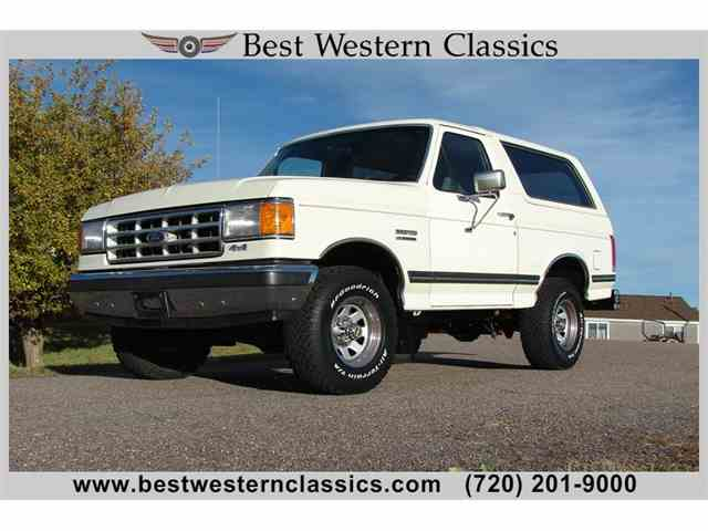 1988 Ford Bronco | 1044562