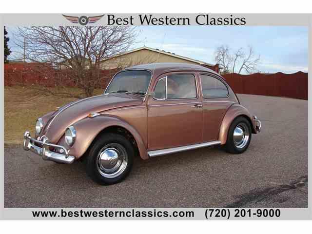 1967 Volkswagen Beetle | 1044565