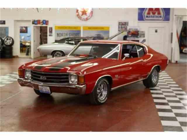 1972 Chevrolet Chevelle | 1040458