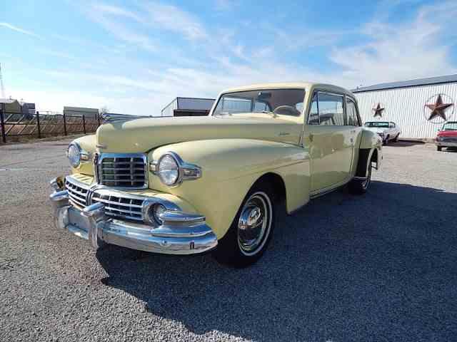 1948 Lincoln Continental | 1040459