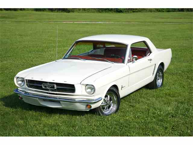 Picture of Classic '65 Ford Mustang located in Seekonk MASSACHUSETTS - $19,500.00 - ME0M