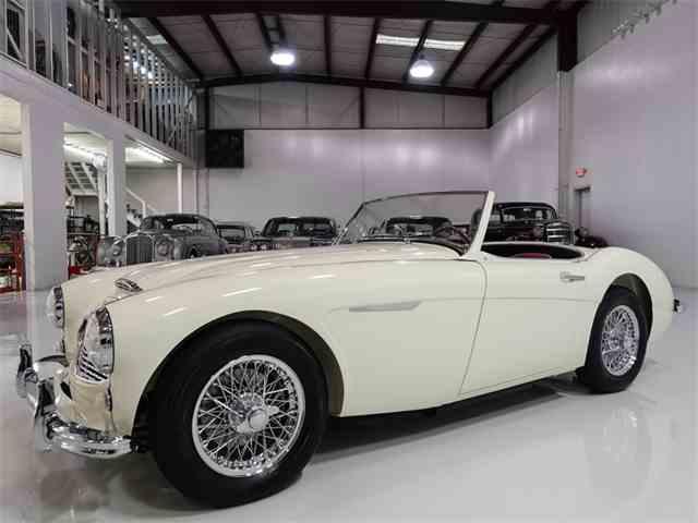 Picture of 1960 Austin-Healey 3000 Mark I BN7 - $79,900.00 Offered by Daniel Schmitt & Co. - ME0V