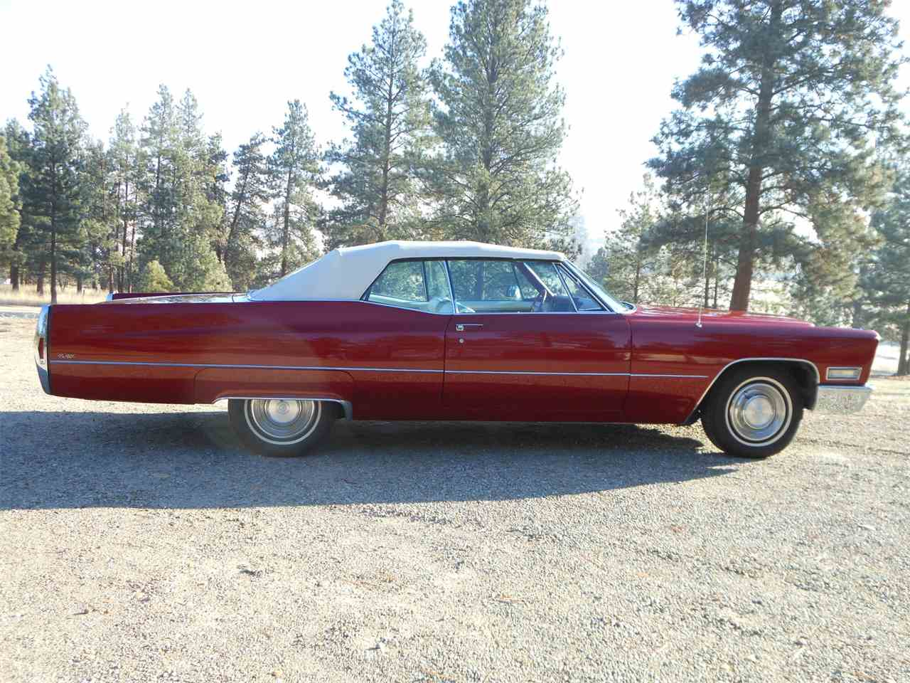 Large Picture of '68 Coupe DeVille - ME0X