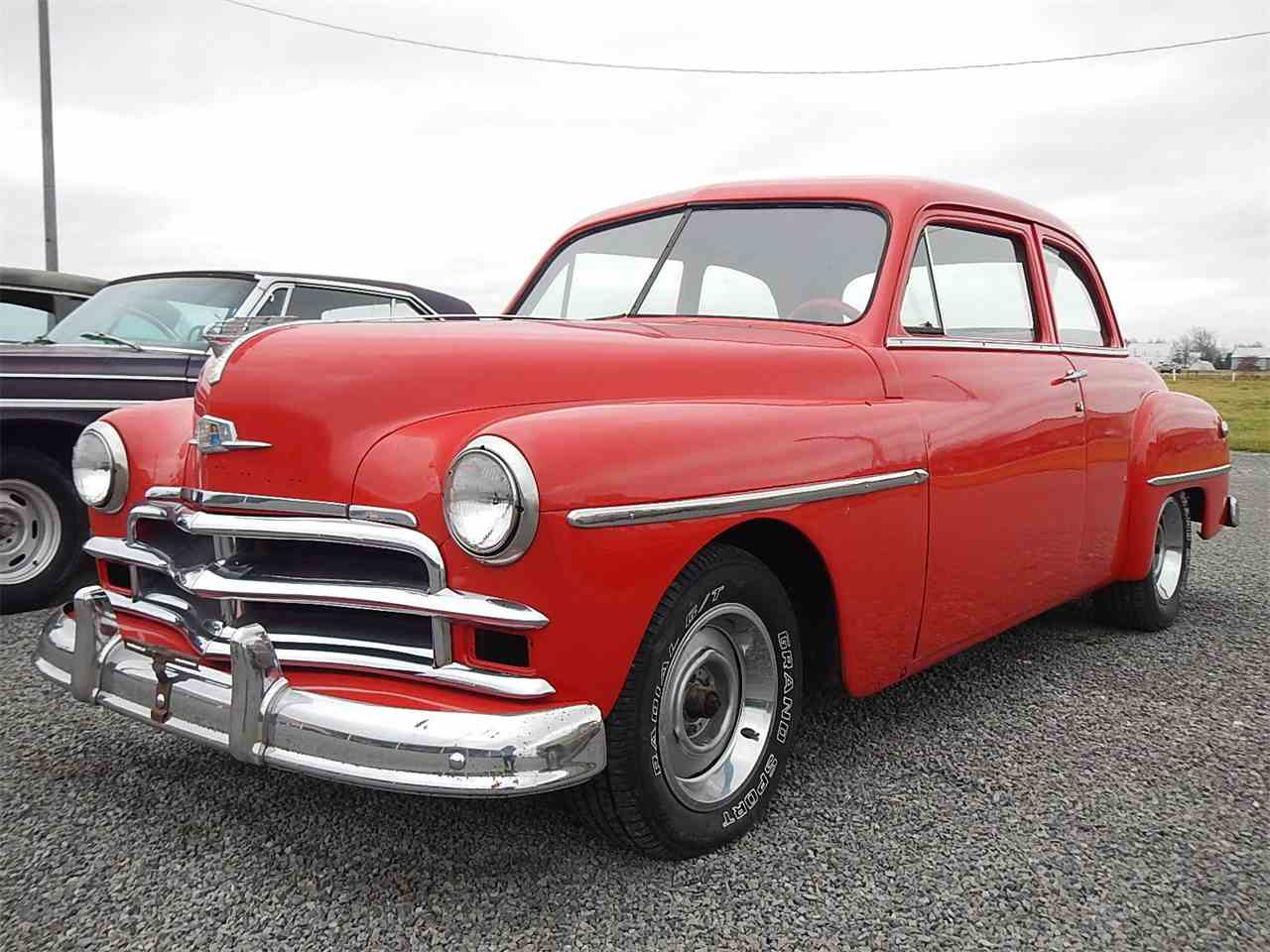 1950 plymouth special deluxe for sale cc 1044628. Black Bedroom Furniture Sets. Home Design Ideas