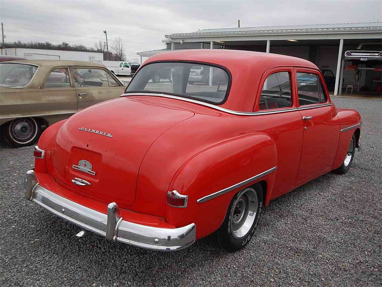 1950 Plymouth Seats : Plymouth special deluxe for sale classiccars