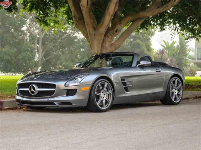 2012 Mercedes-Benz SL-Class | 1040464