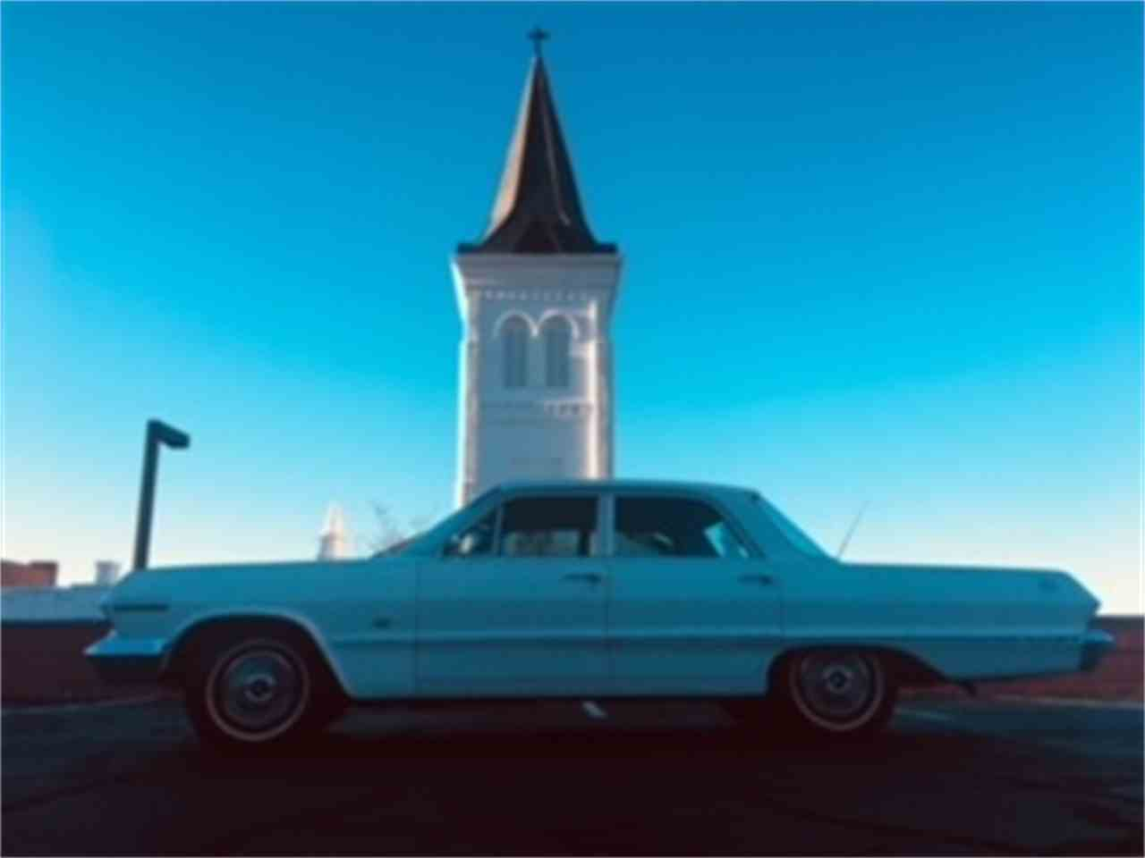 Large Picture of '63 Impala - ME1X