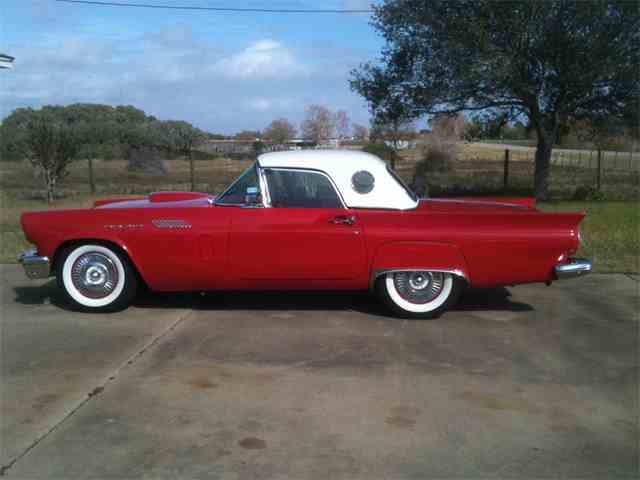 1957 Ford Thunderbird | 1044671