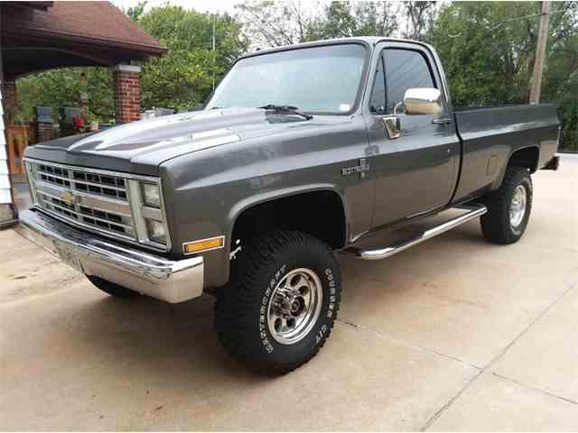 1985 Chevrolet K-20 | 1044674