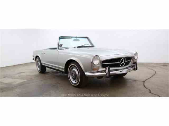 1968 Mercedes-Benz 280SL | 1040469