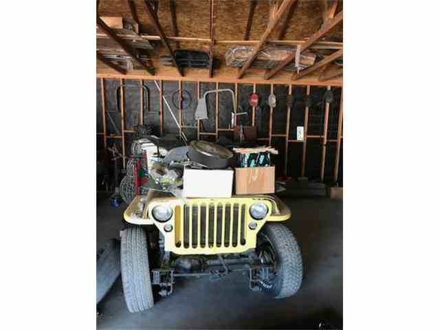 Picture of Classic '42 Jeep CJ located in Lancaster CALIFORNIA Offered by a Private Seller - ME38