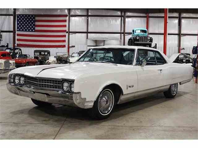 Picture of '66 Oldsmobile 98 located in Michigan - $11,900.00 - ME4A