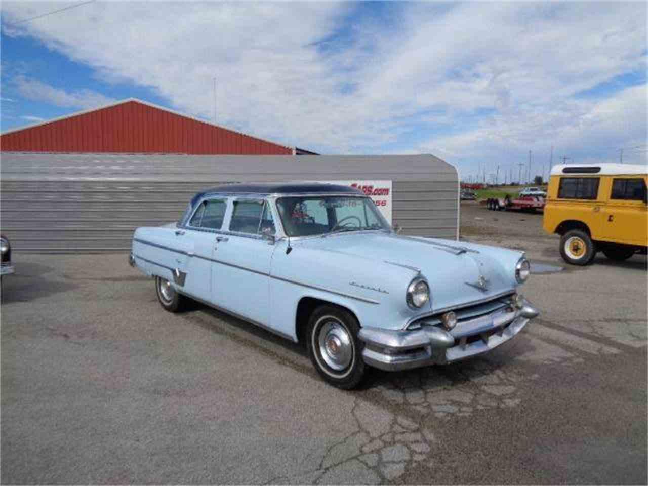Classic Lincoln Capri for Sale on ClassicCars.com