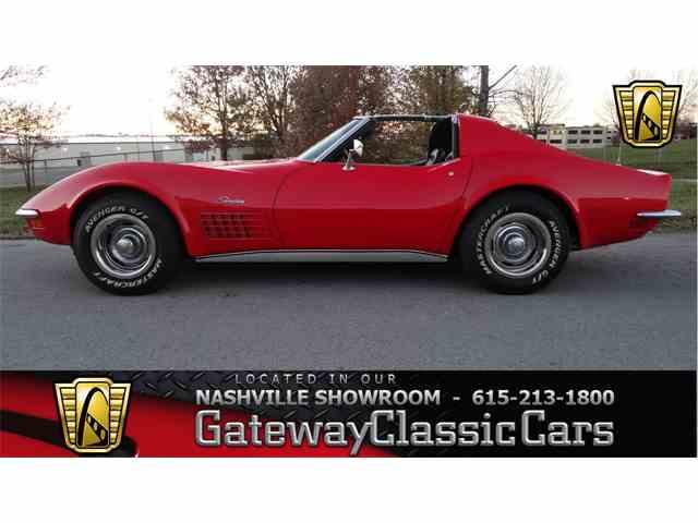 1972 Chevrolet Corvette | 1044759