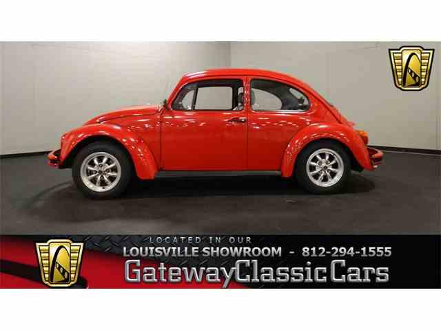 1969 Volkswagen Beetle   1044767